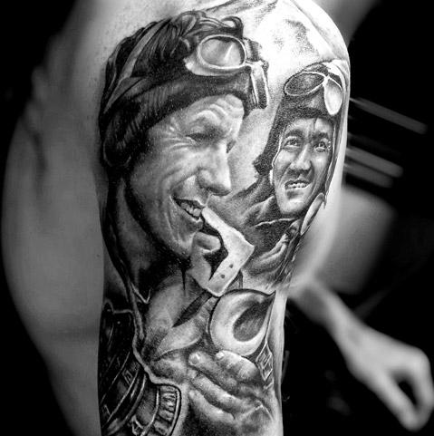 Tatouages Chalon Sur Saone Manu Badet Tattoo Studio